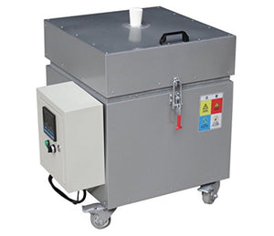 Electric Kiln Ceramic Muffle Furnace Enclosed Electric Furnace 1280°C 4KW