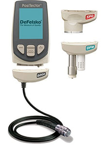 DeFelsko KITFNS1 PosiTector Standard Inspection Kit with Ferrous/Non-Ferrous and Cable Coating Thickness Probe