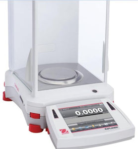 Ohaus EX423 Explorer Toploading Balance, 420g x 0.001g, with Internal Calibration