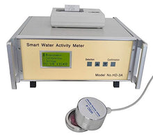 Smart Food Water Activity Meter HD-3A water activity analyzer Range: water activity: 0-0.980aw (no condensing) / temperature: 0-50°C accuracy:water activity ±0.015 (25°C) / temperature: ±0.5°C