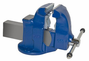"Yost Vises 133C 5"" Combination Pipe and Bench Vise with Stationary Base"