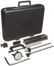 Starrett 665JZ Inspection Set With 25-131J Inch Reading AGD Group 2 Dial Indicator, With Case