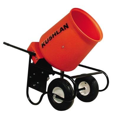 KUSHLAN PRODUCTS 350WSB 3.5CUFT Cement Mixer