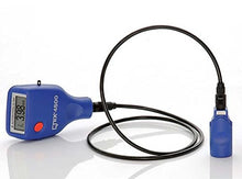 QNix 4500 Coating Thickness Gauge w. Fe & NFe 120/120 mil Integrated Cable Probe by Automation Dr. Nix