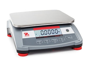 Ohaus RC31P1502 Ranger Count 3000 Compact Bench Counting Scale 1.5K G x 0.05g