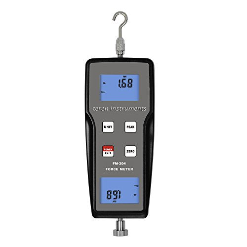 TR-FM-204-1000k Multi-functional Digital Force Gauge Push Pull Force Testing Meter for Electronics Building Hardware