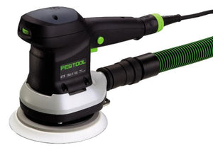 Festool 571916 ETS 150/5 EQ Random Orbital Sander Plus