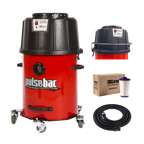 Pulse-Bac 1050 Dust Extractor Vacuum w/Auto Filter Cleaning