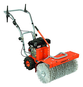"YARDMAX YP7065 Power Sweeper, 28"" Clearing Path, Briggs and Stratton, CR950, 6.5 hp, 208cc"