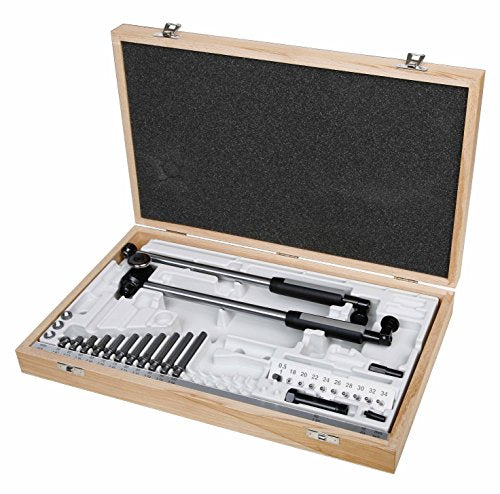 INSIZE 2423-ES2 Bore Gage Set, 0.7