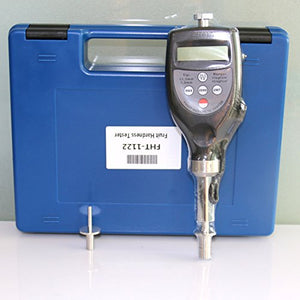 TR-Y-FHT-1122 Digital LCD Sclerometer Soft Hard Fruits Vegetables Hardness Meter Penetrometer