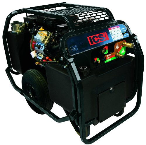 ICS 509860 P95 Multiflow Hydraulic Powerpack, Black
