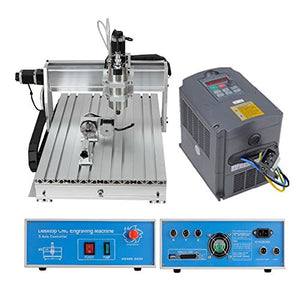 ChinaCNCzone 6040 3-axis CNC Router Engraver (1500 W)