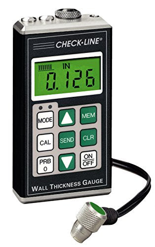 TI-25DL-MMX Wall Thickness Gauges Complete Kit