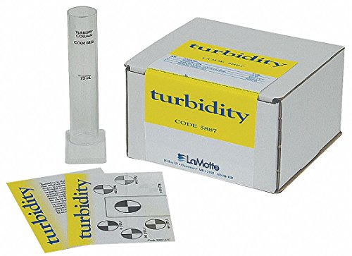Water Test Education Kit,Turbidity