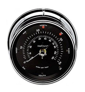 Maestro 2S Wind & Speed Monitor, Chrome