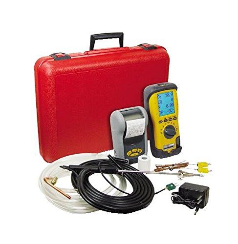 UEI Test Equipment C255KIT EOS Industrial Combustion Analyzer Kit