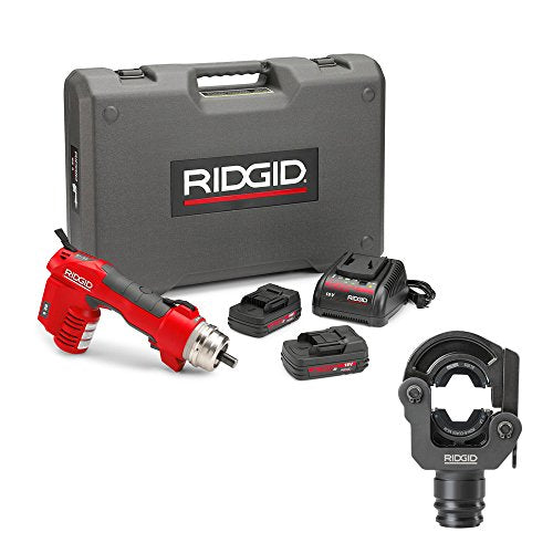 Ridgid 56503 RE 6 Electrical Tool Kit with LR-60B Die Crimp Head