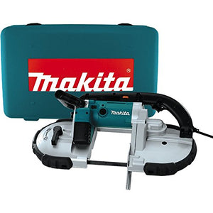 Makita 2107FK 6.5 Amp 4-3/4-Inch by 4-3/4-Inch Capacity Variable Speed Portable Band Saw with Case (Discontinued by Manufacturer)
