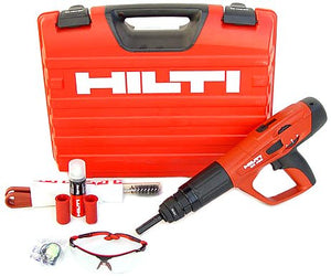 Hilti 00304398 DX 460-GR Fully Automatic Powder Actuated Grating Tool with Case