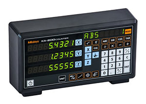 Mitutoyo 174-185A kA-13 Counter 3-Axis Display