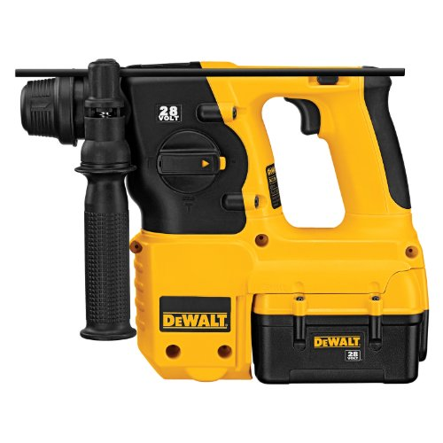 DEWALT DC228KL 28-Volt Lithium Ion Cordless SDS Rotary Hammer Kit with NANO Technology