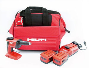 Hilti 03468772 Cordless High Speed Drywall Screwdriver Package, 18-volt
