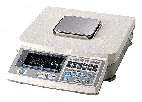 10 lb. Digital VFD Compact Bench Scale