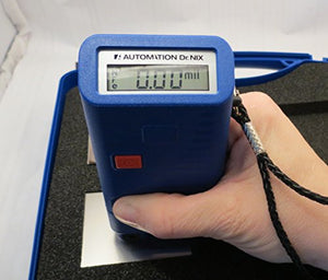 Paint Gauge QNix 7500 B Coating Thickness Gauge/Meter w/ NFe 80 mil Probe by Automation Dr. Nix