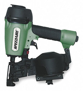 Wire Air Roofing Nailer, Green