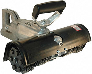 "16"" 3/4 HP Air Powered Scarifier with 12"" Cleaning Area and 100 to 150 sq. ft./hr. Removal Rate"