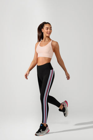 Strut Core High Rise Full Length Tight