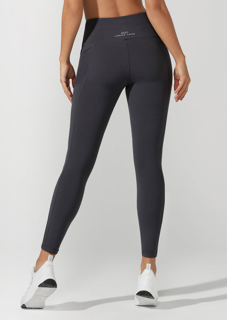 Lorna Jane Shimmer Core Pocket Full Length Tight