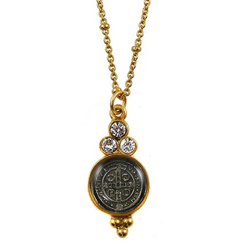 VSA - Virgins Saints and Angels Lucia Charm Necklace