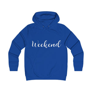 COMFY WEEKEND HOODIE available in many color options!