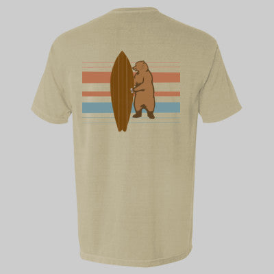 Bear Surf Men's T-Shirt