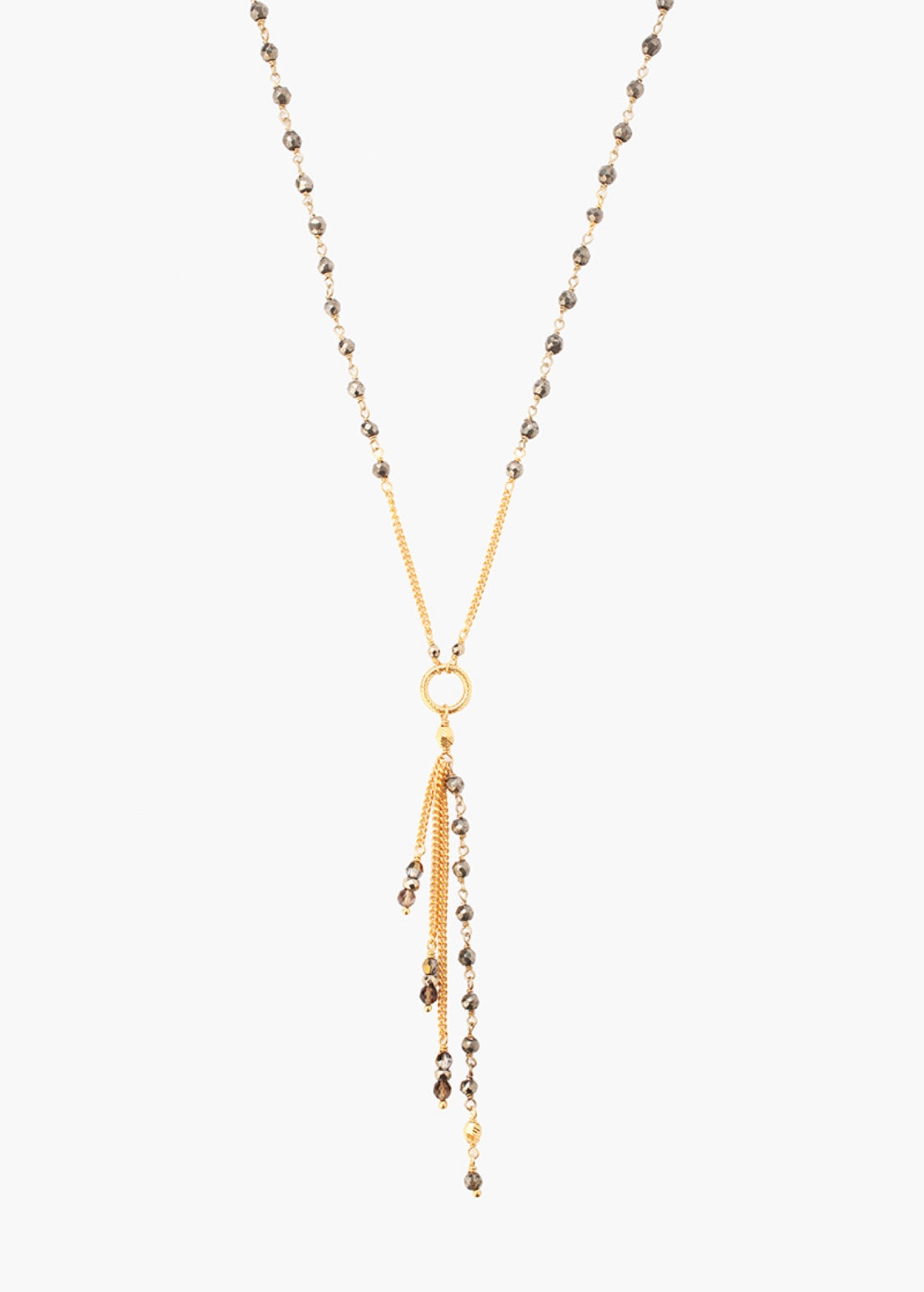 Chan Luu 18k Gold Plated Necklace