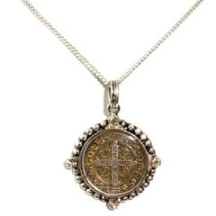 Virgin Saints and Angels Santa Monica San Benito Necklace