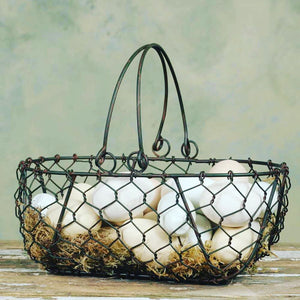 Farm House Wire Basket