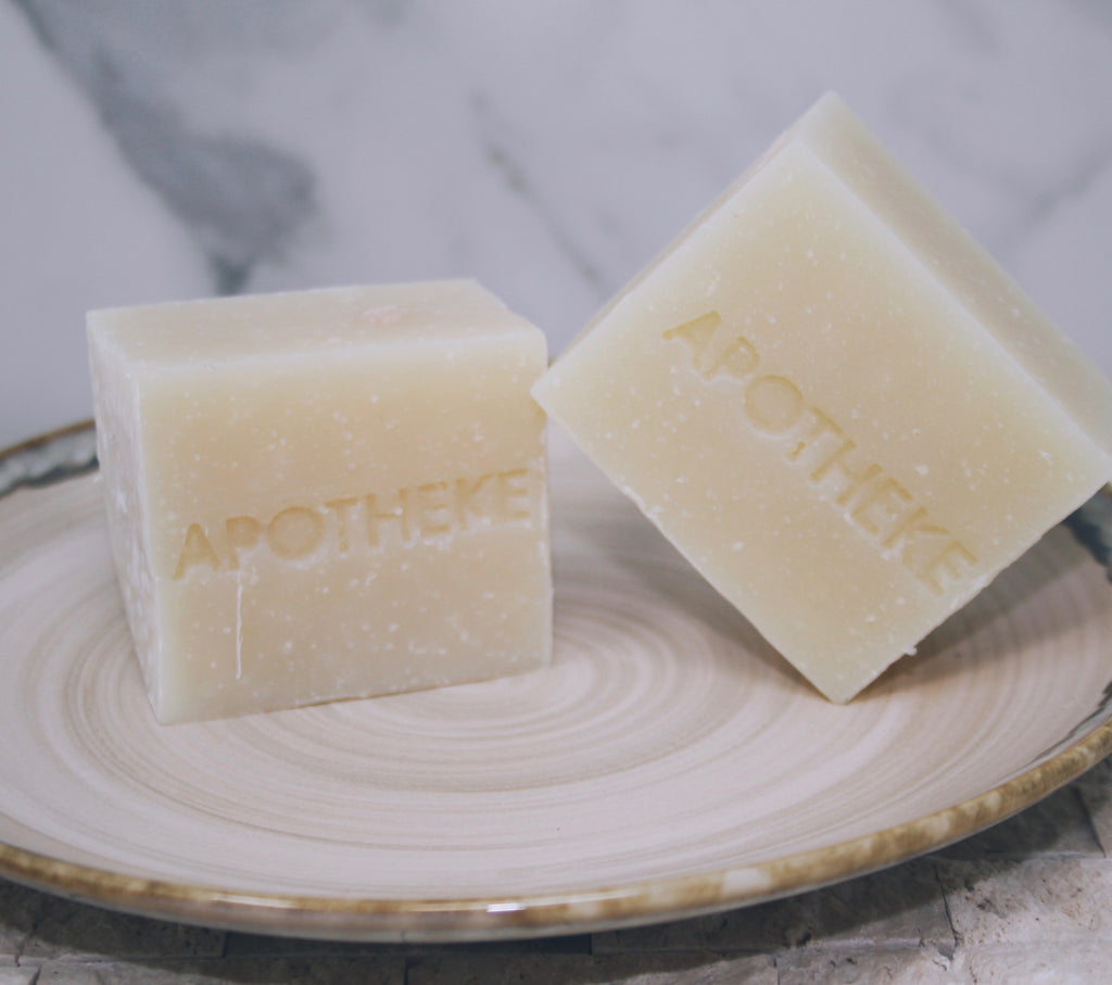 Sea Salt Grapefruit Bar Soap