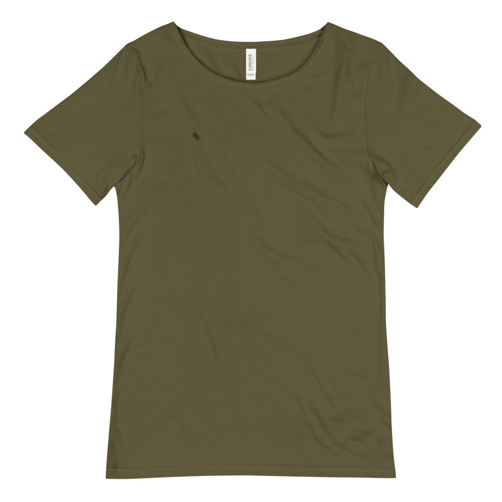 Men's Curve Neck Tee