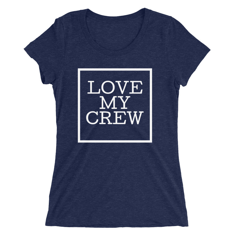 LOVE my Crew Tee!! OH yes we do