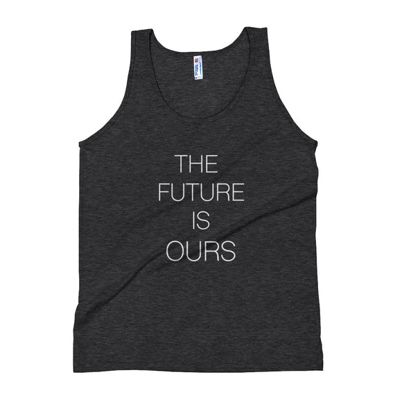 The Future is OURS Tri-Blend Tank
