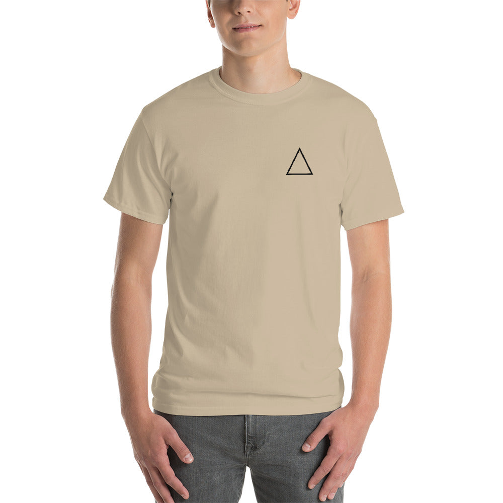Triangle Short-Sleeve T-Shirt