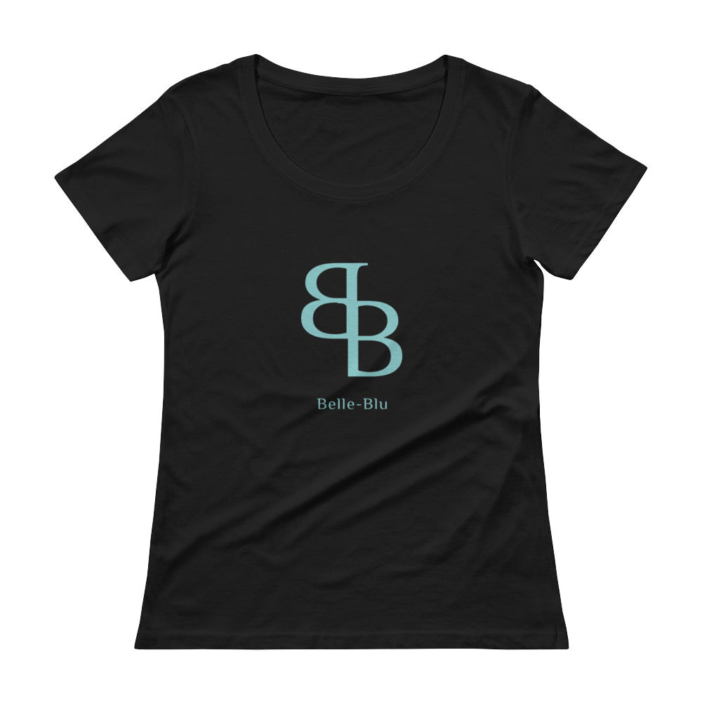 Signature Belle-Blu Ladies' Scoopneck T-Shirt