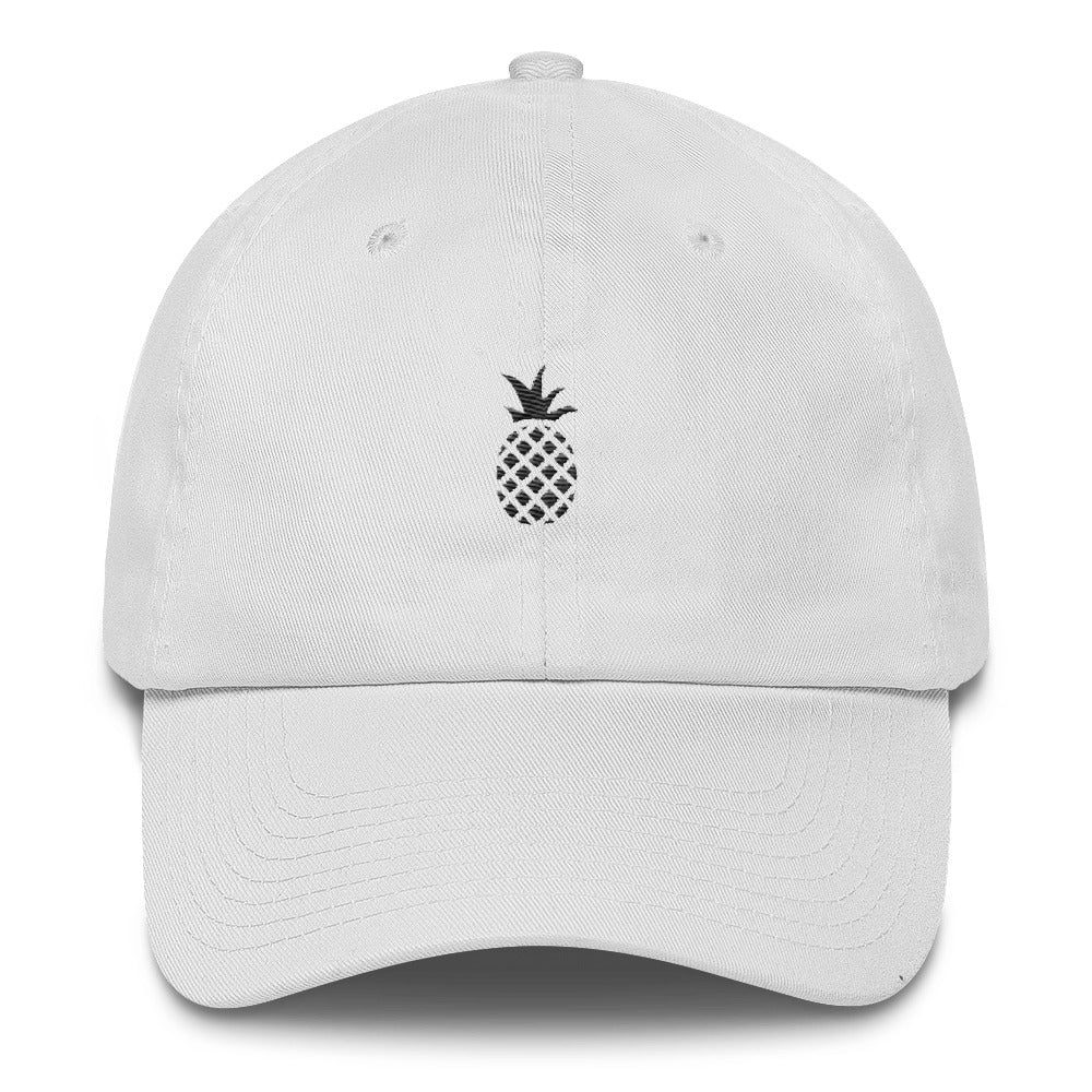 Pineapple Cotton Hat