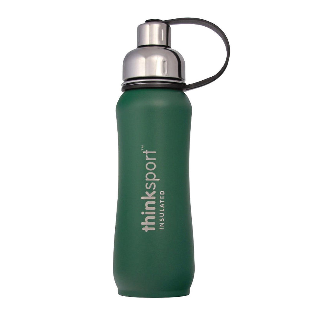 Thinksport  17oz (500ml) Insulated Sports Bottle - Green