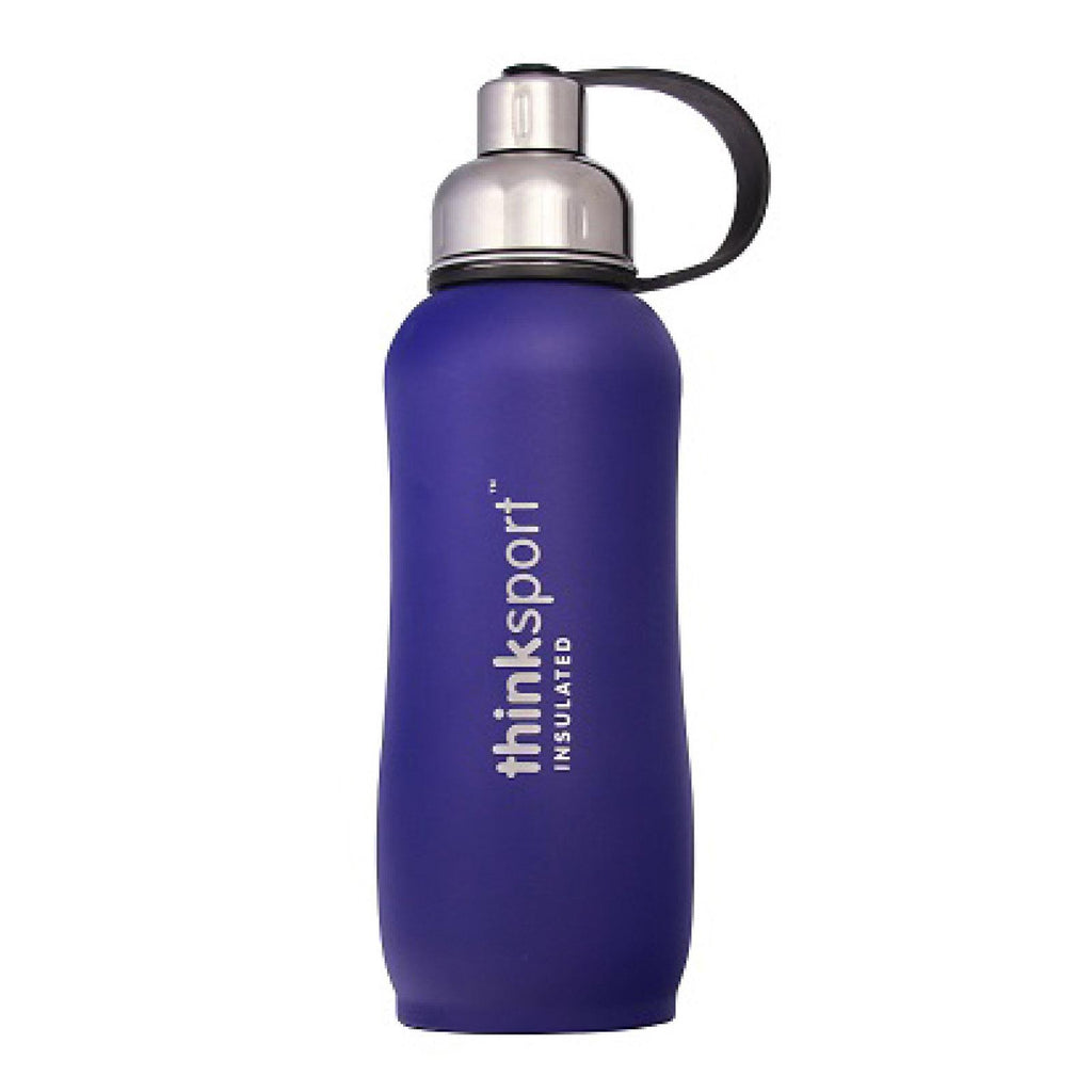 Thinksport  25oz (750ml) Insulated Sports Bottle - Blue