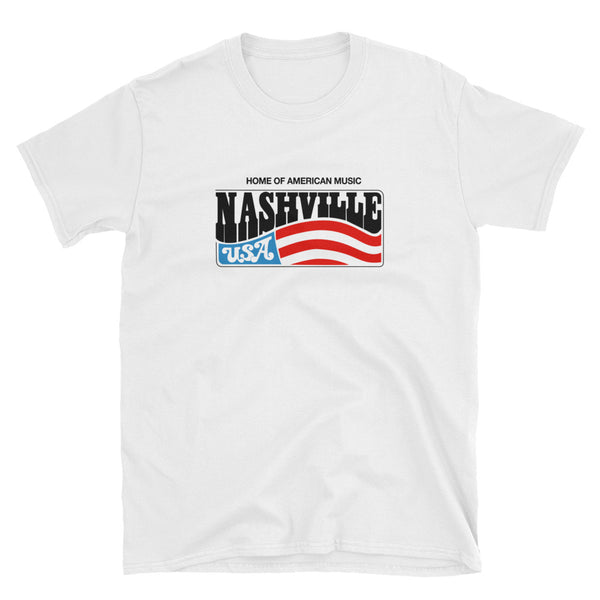 Nashville USA Retro