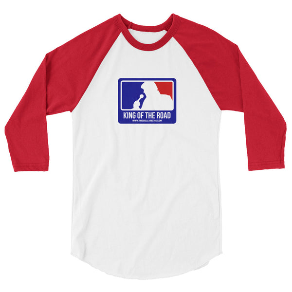 $2 Elvis King of the Road Baseball 3/4 sleeve raglan shirt